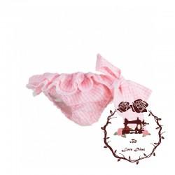 Braguita para Niña, para tejidos sin elastán