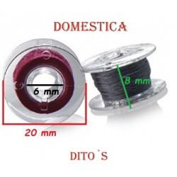 Canillas Transparentes Domestica